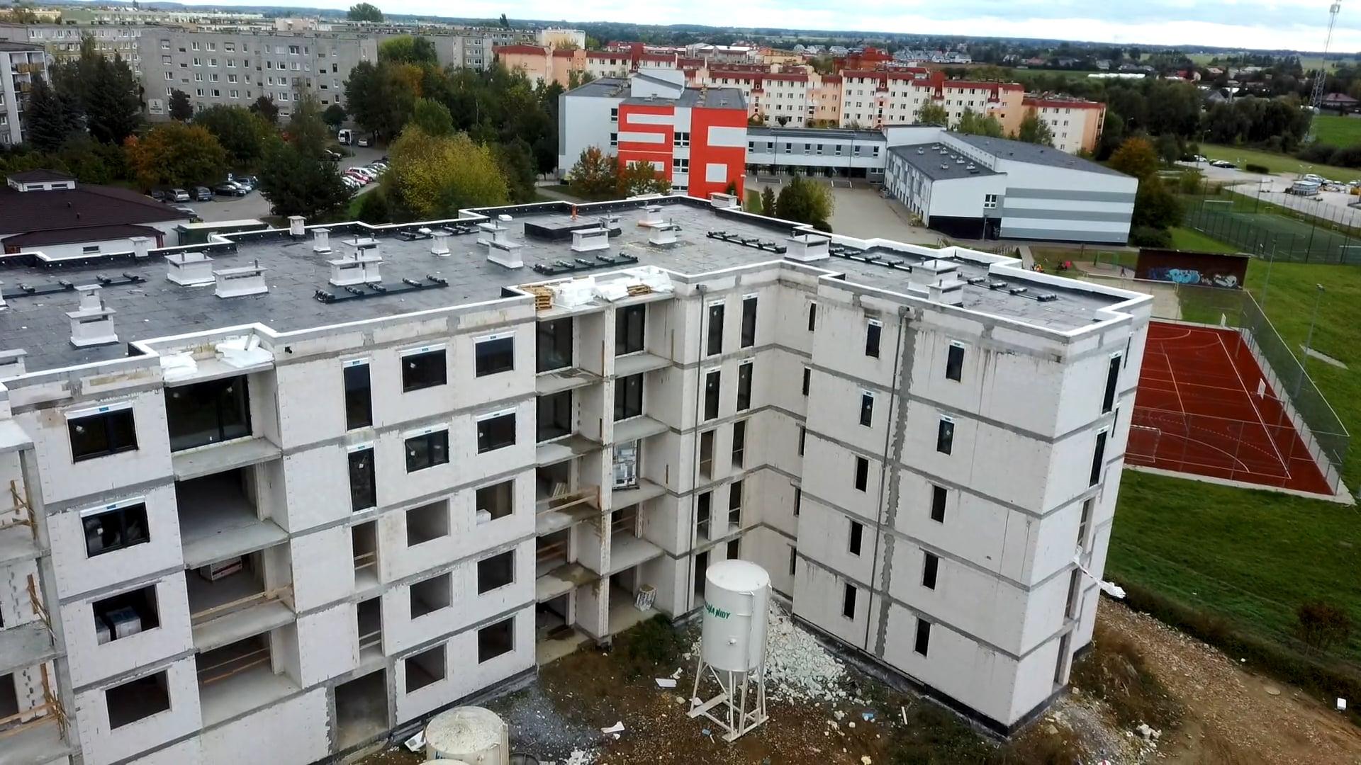 Spółdzielnia buduje nowe mieszkania
