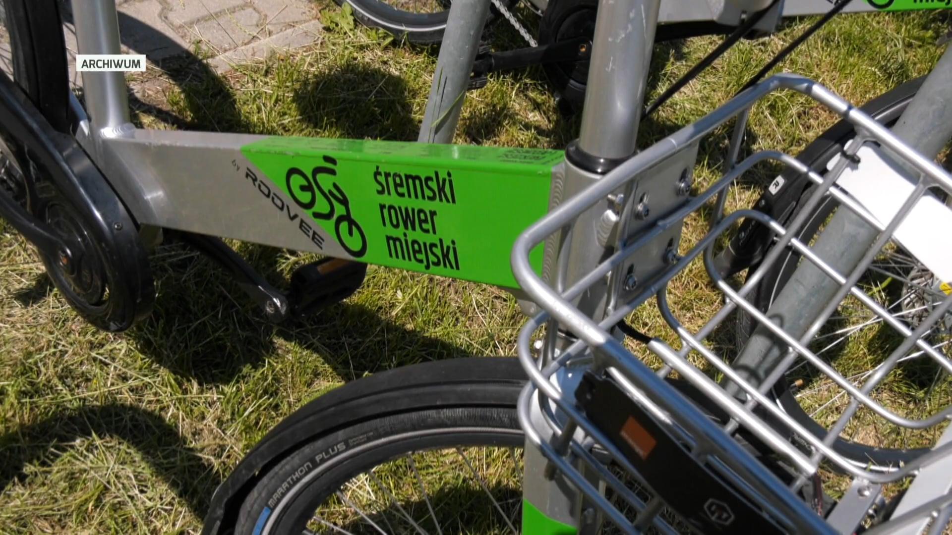 Śrem: rower miejski się przyjął