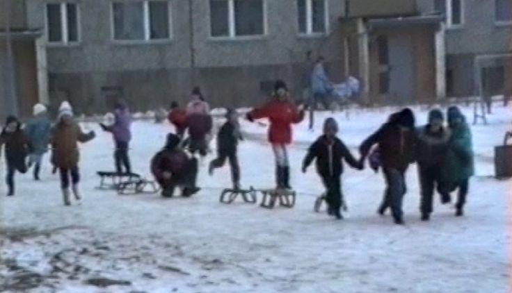 Zima 1993. Tak było na Jezioranach i Helenkach