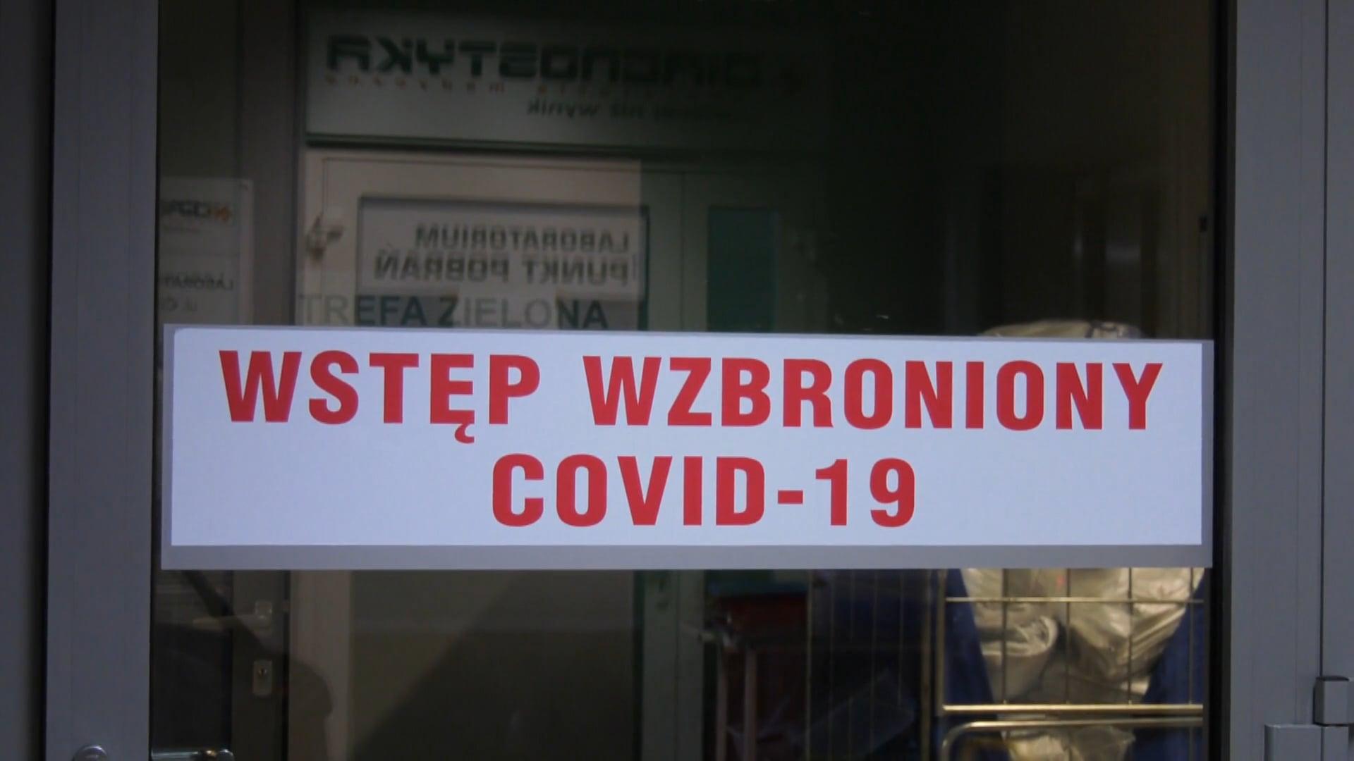 Śrem: kolejny oddział dla pacjentów z COVID-19