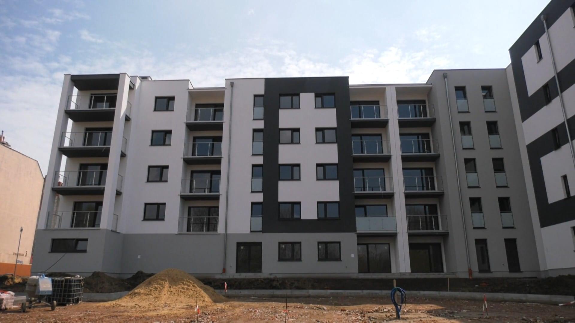 Nowe mieszkania lokatorskie w Spółdzielni