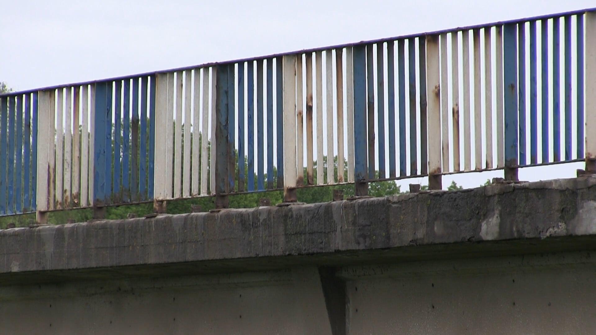 Nie wystarczyło pieniędzy na remont mostu