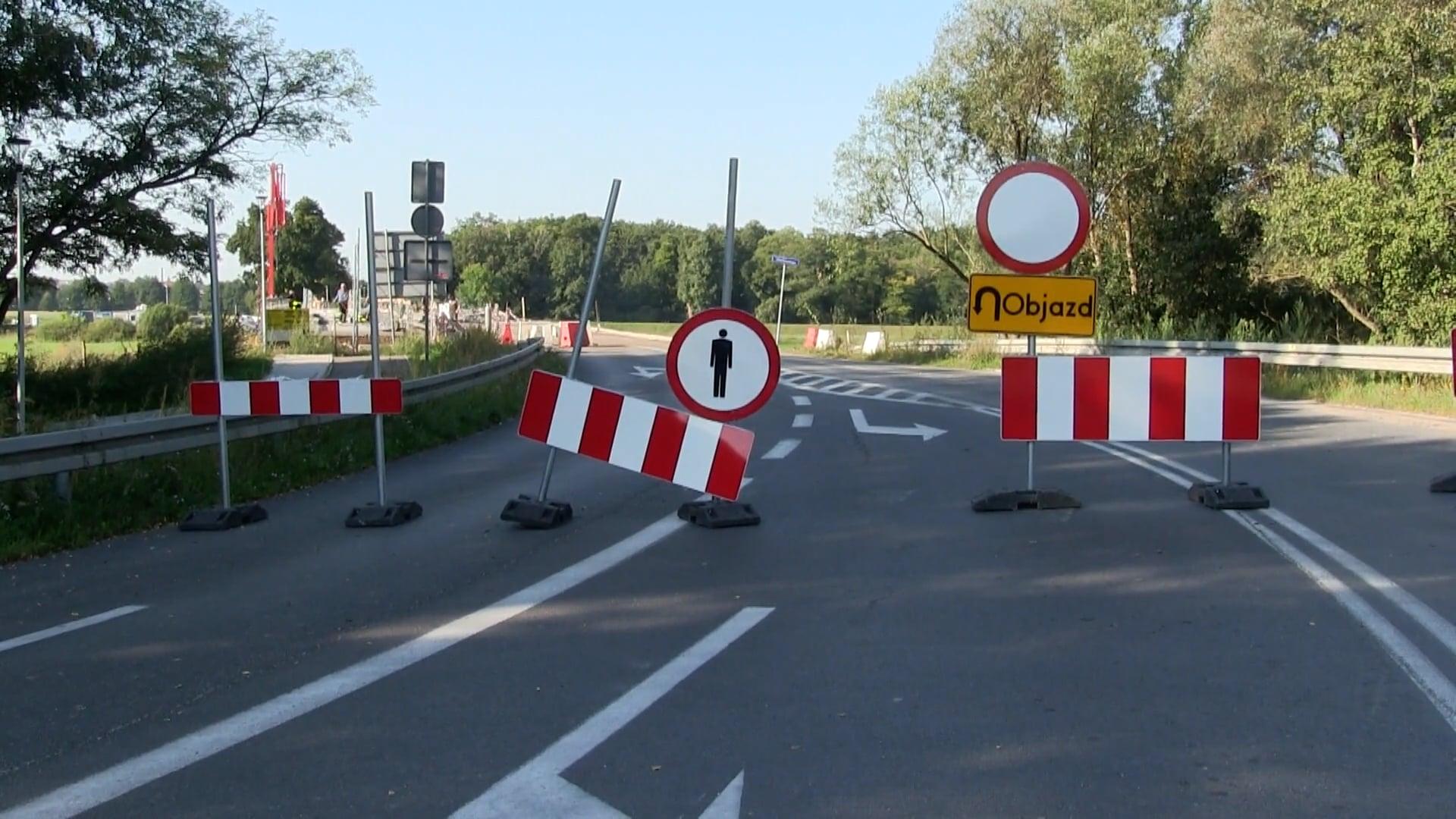 Bez mostu nawet do końca października