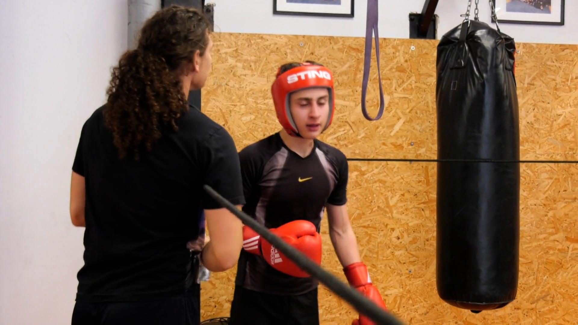 Treningi bokserskie w Śremie. Trwa nabór