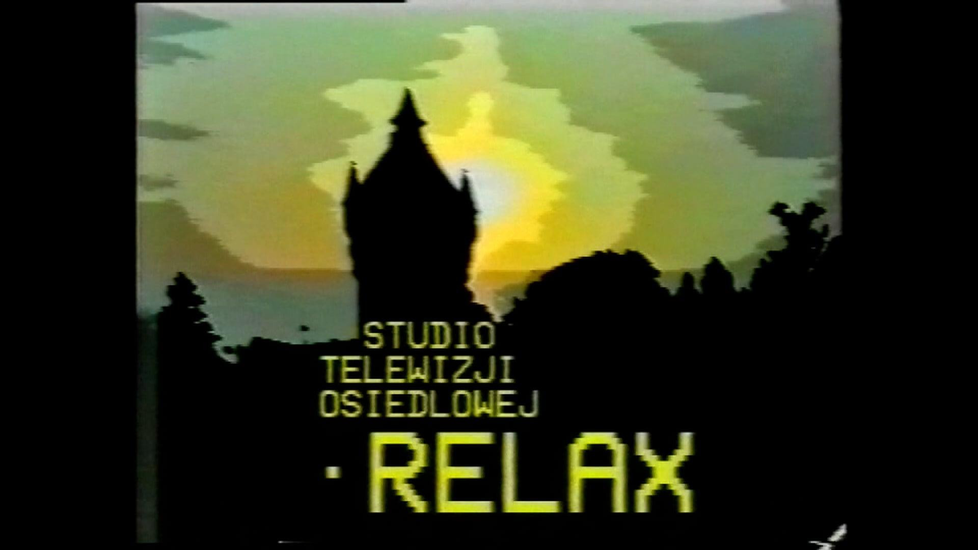 30 lat Telewizji Relax. Tak wyglądał pierwszy nadawany program
