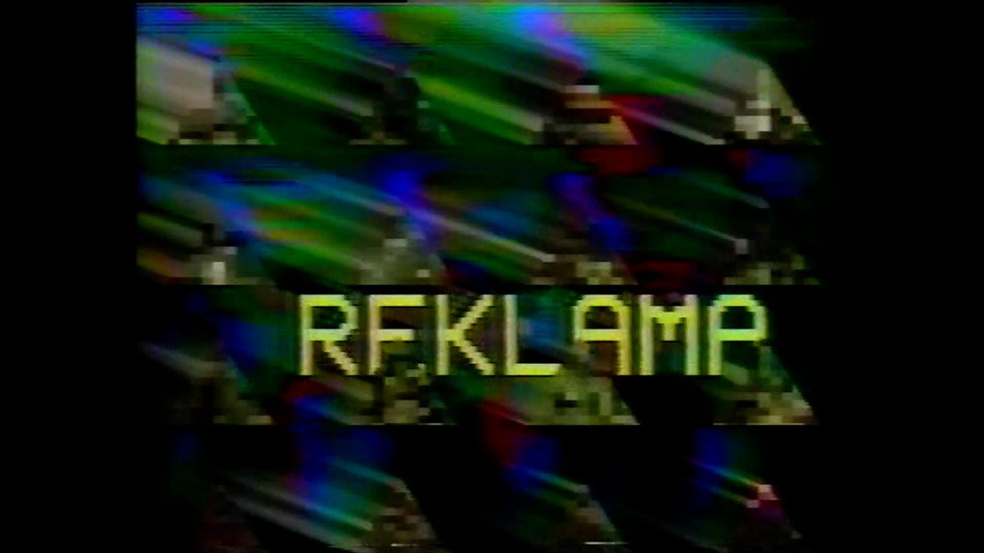 30 lat Telewizji Relax. Blok reklamowy z lat 90-tych
